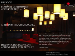 Introducing Lifebook, Chicago Chapter