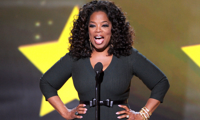 Media tycoon, TV host, actress, Presidential Medal of Freedom recipient — Yeah, Oprah's pretty busy. (Kevin Winter/Getty Images)