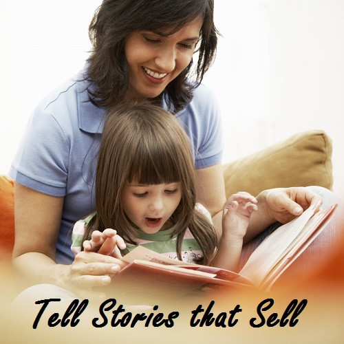 Tell stories that sell